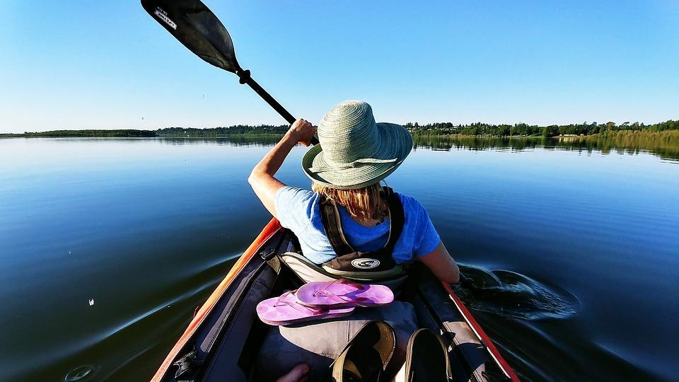 kayaking 2615279 960 720 - KANADA: od Toronto po Vancouver