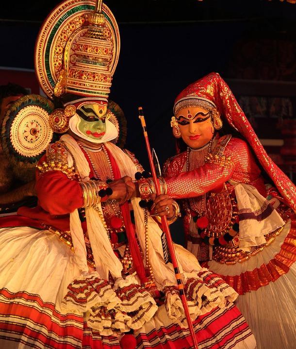 kerala 1414134 960 720 - INDIE POŁUDNIOWE: Kerala i festiwal Theyyam - wycieczka