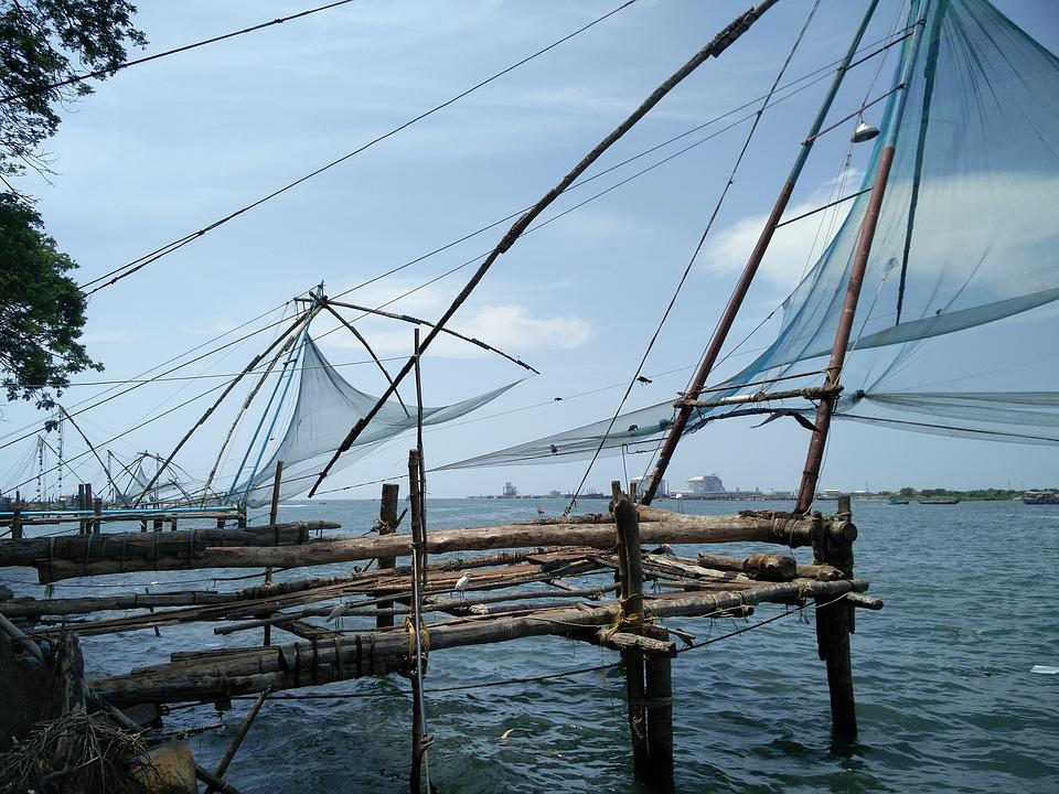 kochi 2795005 960 720 - INDIE POŁUDNIOWE: Kerala i festiwal Theyyam - wycieczka