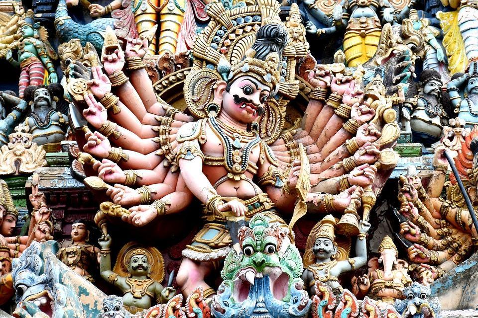 madurai 1574495 960 720 - INDIE POŁUDNIOWE: Kerala i festiwal Theyyam - wycieczka