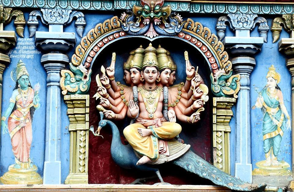 madurai 1576097 960 720 - INDIE POŁUDNIOWE: Kerala i festiwal Theyyam - wycieczka