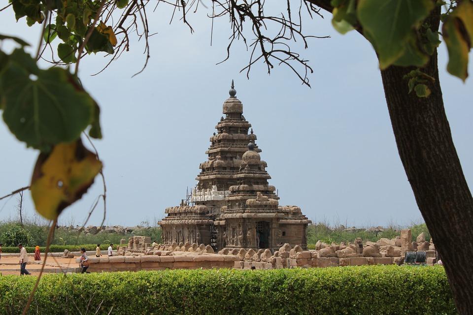 mahabalipuram 2779562 960 720 - INDIE POŁUDNIOWE: Kerala i festiwal Theyyam - wycieczka