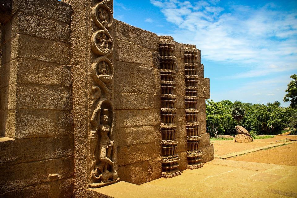 mahabalipuram 3405404 960 720 - INDIE POŁUDNIOWE: Kerala i festiwal Theyyam - wycieczka