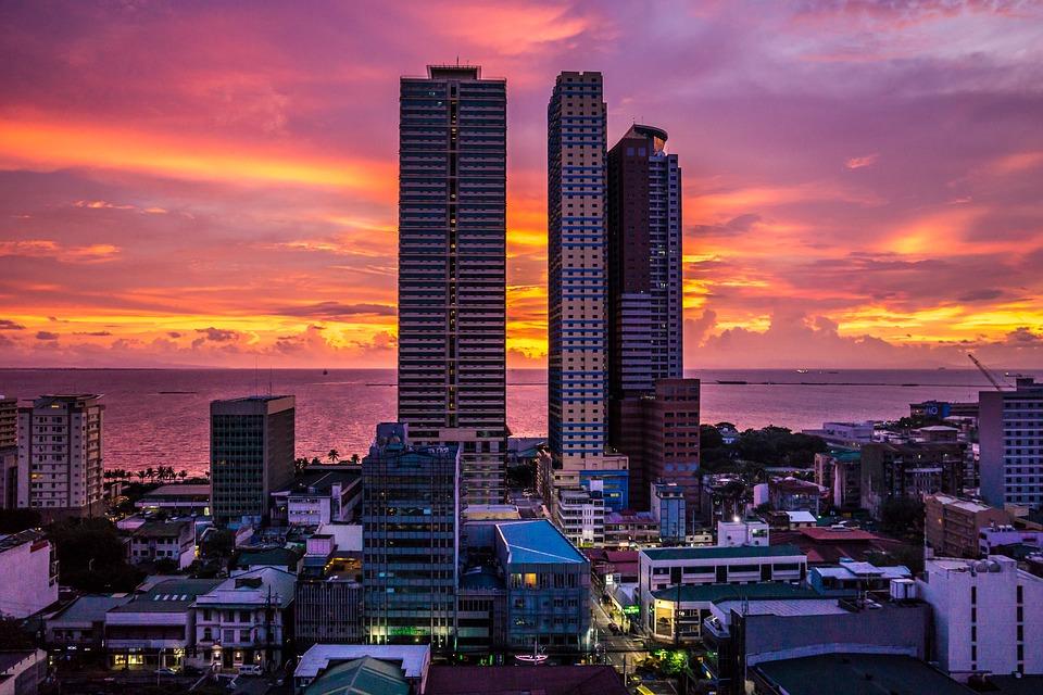 manila 1709394 960 720 - FILIPINY: Bohol, Cebu, El Nido, Palawan, Manila i tarasy ryżowe Bangaan - wycieczka