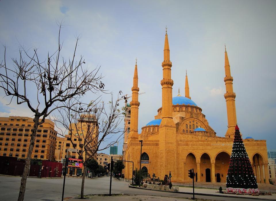 mohammad amin mosque 709189 960 720 - LIBAN – tam gdzie stykają się kultury - wyprawa