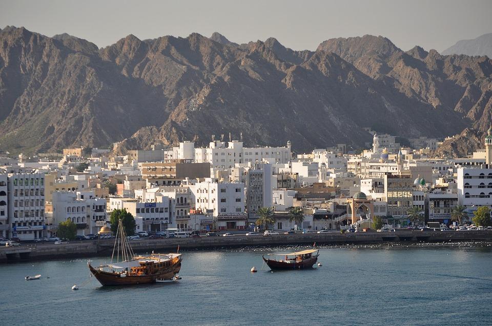 muscat 2455049 960 720 - PÓŁWYSEP ARABSKI: Emiraty Arabskie – Oman – Kuwejt – Bahrajn – Katar – niezwykła wyprawa