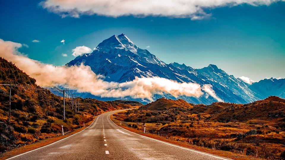 Wycieczka do Nowej Zelandii