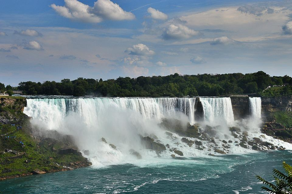 niagara falls 2399958 960 720 - KANADA: od Toronto po Vancouver