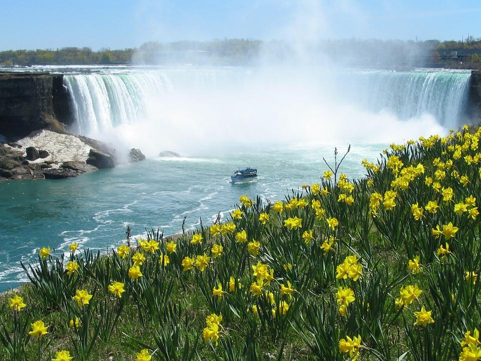 niagara falls 418125 960 720 - KANADA: od Toronto po Vancouver