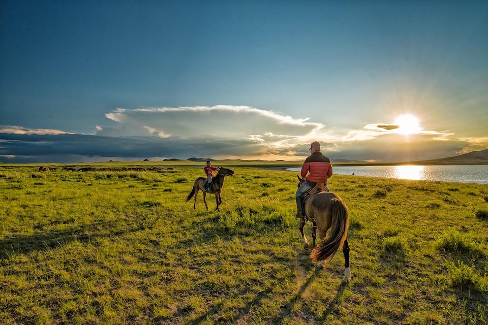 Wycieczka do Mongolii