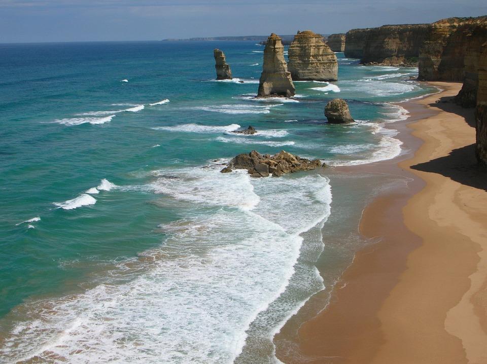ocean 140633 960 720 - AUSTRALIA z Tasmanią: kangury, psy dingo, diabły tasmańskie i misie koala – wyprawa
