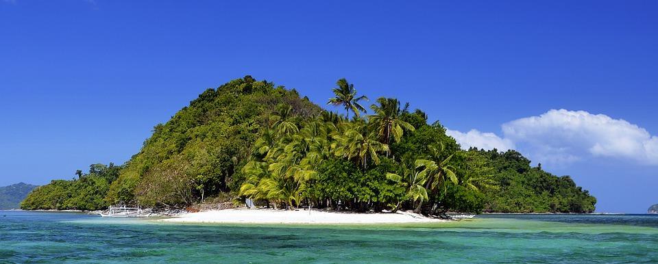 paradise 3057463 960 720 - FILIPINY: Bohol, Cebu, El Nido, Palawan, Manila i tarasy ryżowe Bangaan - wycieczka