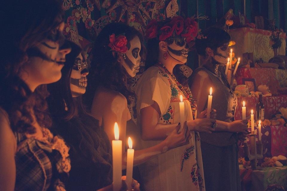 people 3339434 960 720 - MEKSYK PÓŁNOCNY: Barrancas del Cobre i Festiwal Dia de los Muertos