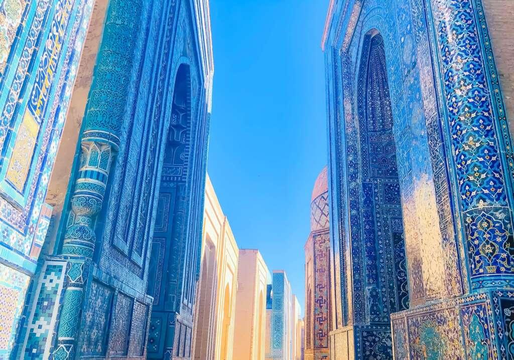 Wycieczka do Uzbekistanu