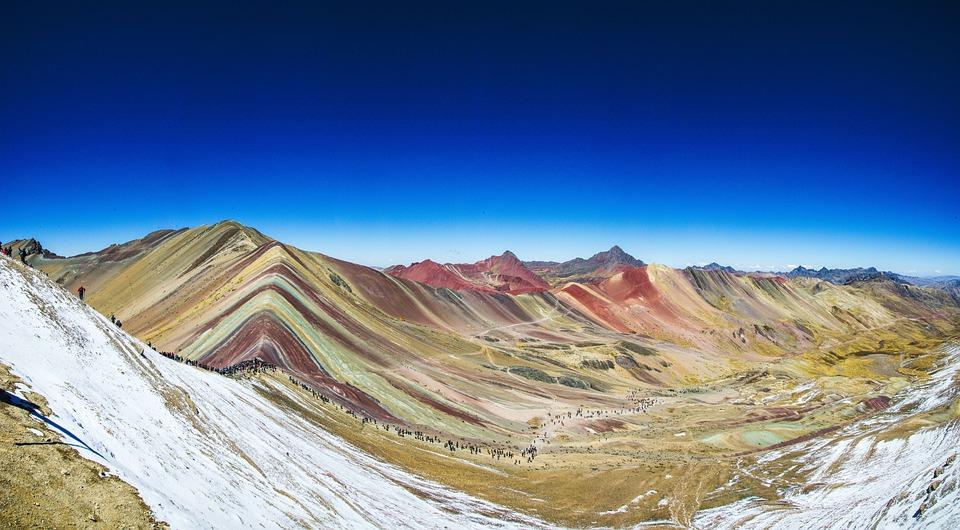 rainbow mountain 6468322 960 720 - PERU – Wyżej niż kondory...