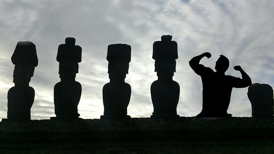 silhouette 1474530 960 720 - CHILE: Parki Narodowe + niezwykła WYSPA WIELKANOCNA: wyprawa marzeń