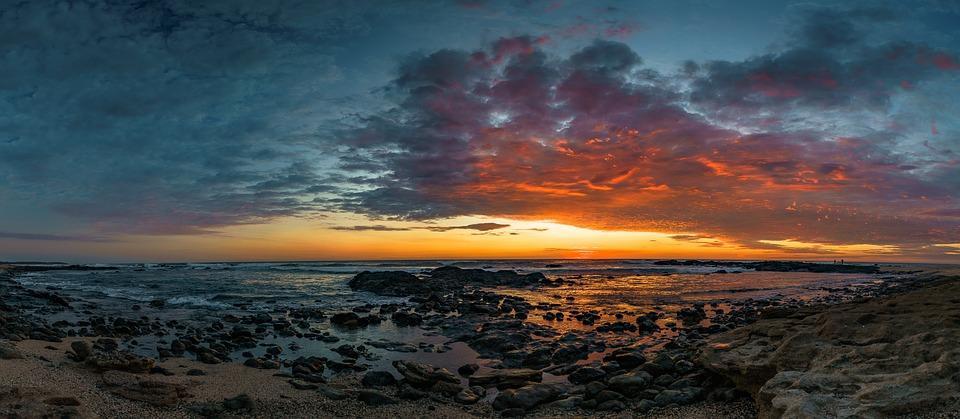 sunset 2355758 960 720 - KOSTARYKA, NIKARAGUA I PANAMA  – SZLAKIEM KOLORÓW NATURY