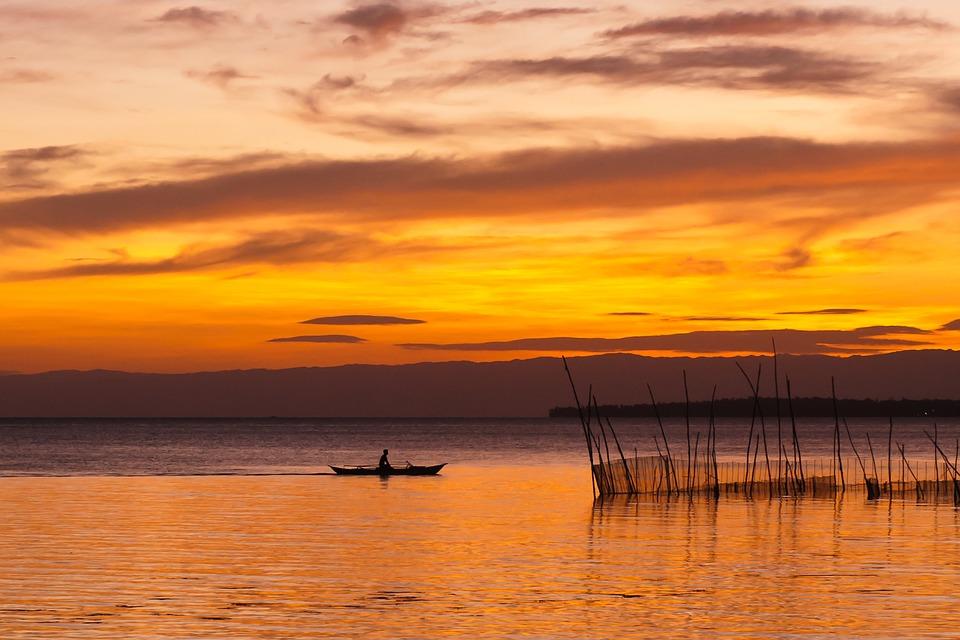 sunset 3159352 960 720 - FILIPINY: Bohol, Cebu, El Nido, Palawan, Manila i tarasy ryżowe Bangaan - wycieczka