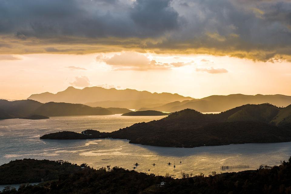 sunset 3218900 960 720 - FILIPINY: Bohol, Cebu, El Nido, Palawan, Manila i tarasy ryżowe Bangaan - wycieczka