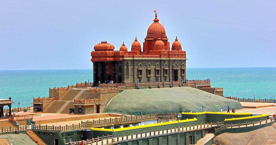 temple 2033409 960 720 - INDIE POŁUDNIOWE: Kerala i festiwal Theyyam - wycieczka