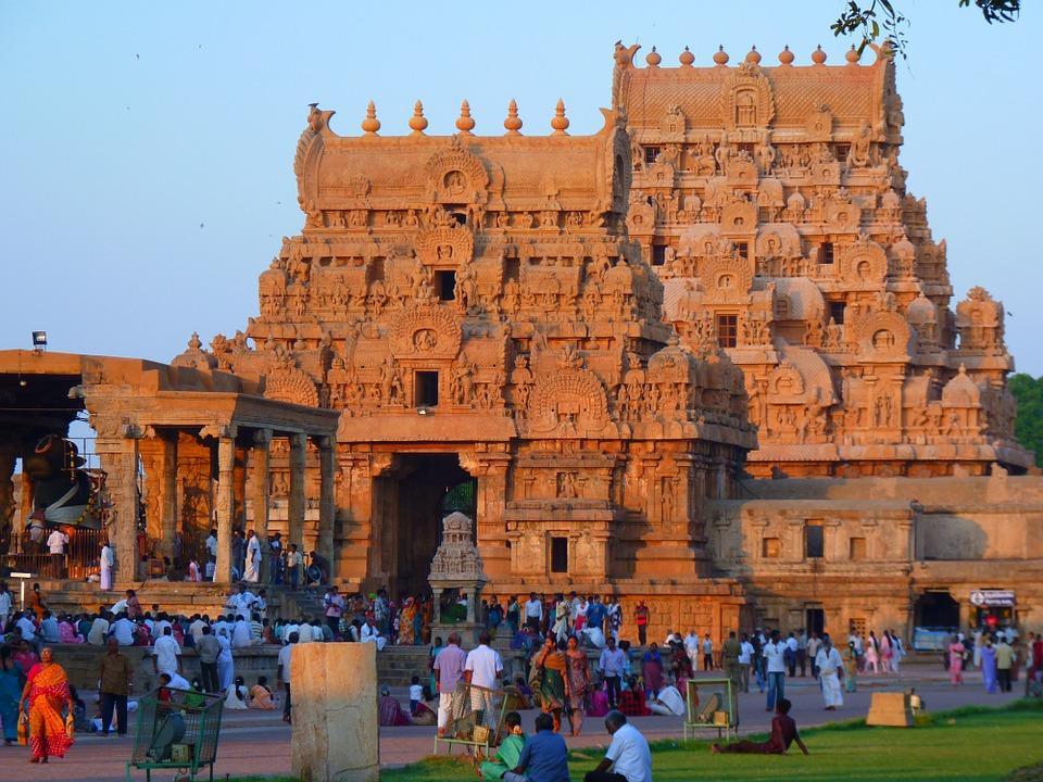 temple 52034 960 720 - INDIE POŁUDNIOWE: Kerala i festiwal Theyyam - wycieczka