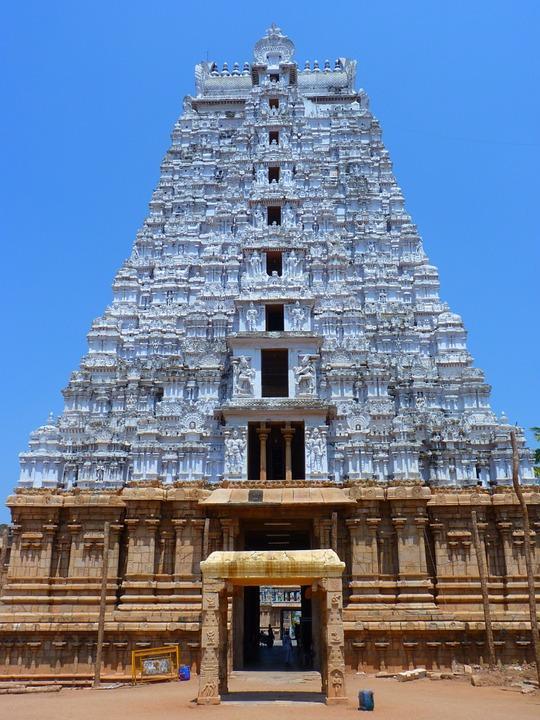 temple 52053 960 720 - INDIE POŁUDNIOWE: Kerala i festiwal Theyyam - wycieczka