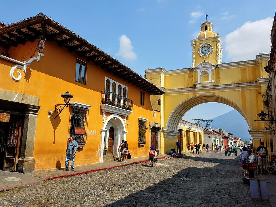 yellow 2281345 960 720 2 - BELIZE – GWATEMALA – HONDURAS –  SALWADOR