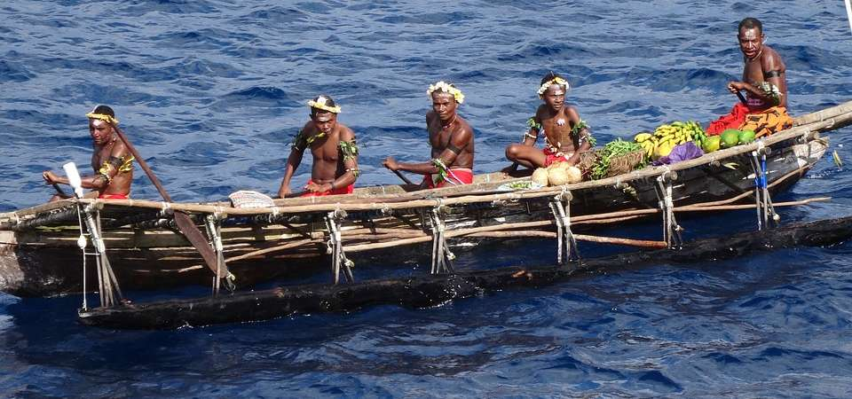 PAPUA-NOWA GWINEA: wyprawa na Festiwal Goroka