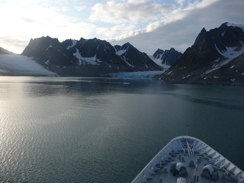 glacier 560908 960 720 - SPITSBERGEN: wyspa na dachu świata – wyprawa