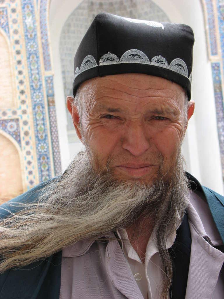 3. 768x1024 - AZJA ŚRODKOWA: Turkmenistan – Uzbekistan – Tadżikistan – Kirigistan – Kazachstan