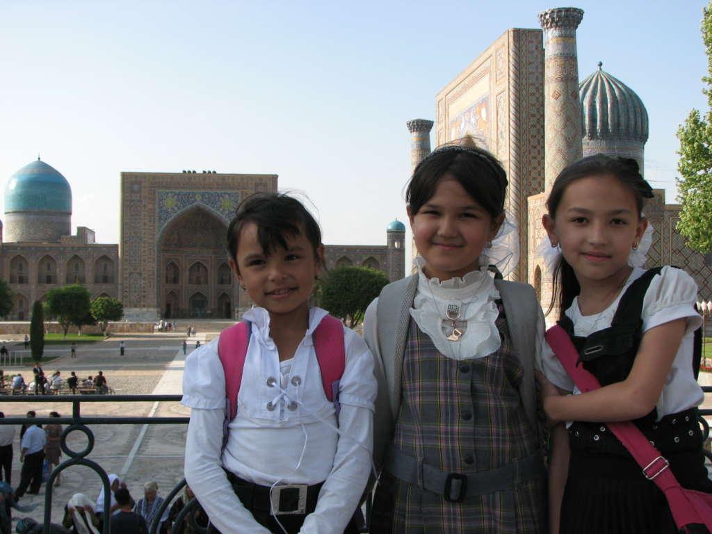 5. 1024x768 - AZJA ŚRODKOWA: Turkmenistan – Uzbekistan – Tadżikistan – Kirigistan – Kazachstan