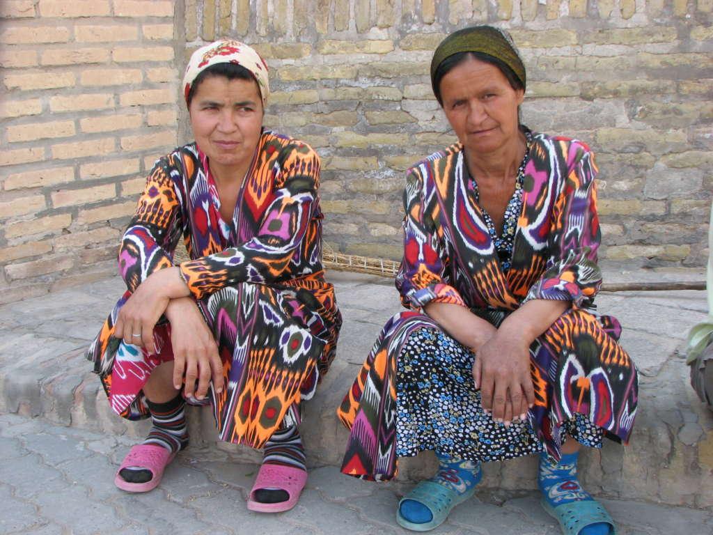 6. 1024x768 - AZJA ŚRODKOWA: Turkmenistan – Uzbekistan – Tadżikistan – Kirigistan – Kazachstan