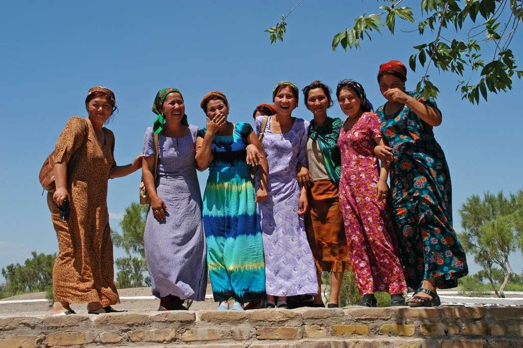 DSC 3056a 1024x681 - AZJA ŚRODKOWA: Turkmenistan – Uzbekistan – Tadżikistan – Kirigistan – Kazachstan