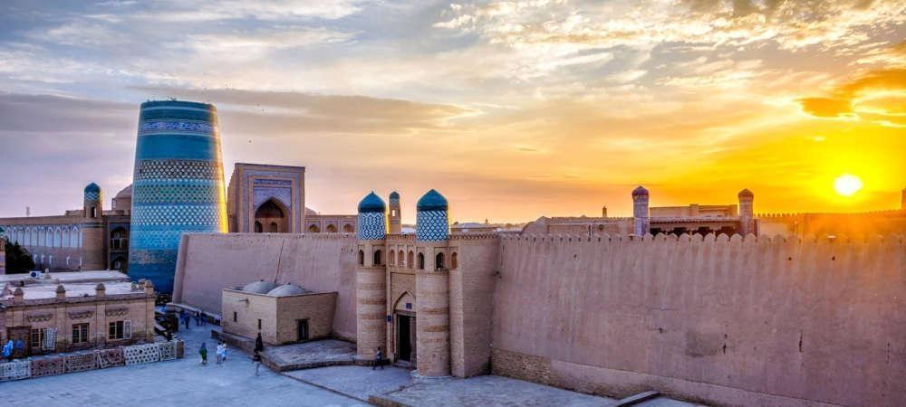 AZJA  ŚRODKOWA: Turkmenistan – Uzbekistan – Tadżikistan – Kirigistan - Kazachstan