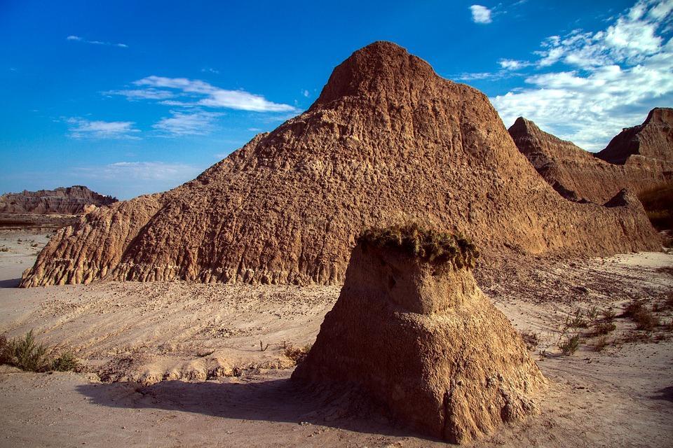 badlands national park 1777761 960 720 - USA: Teksas, Nowy Meksyk i Arizona