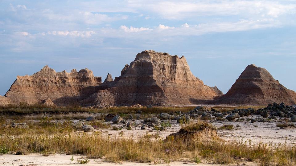 badlands national park 1777765 960 720 - USA: Teksas, Nowy Meksyk i Arizona