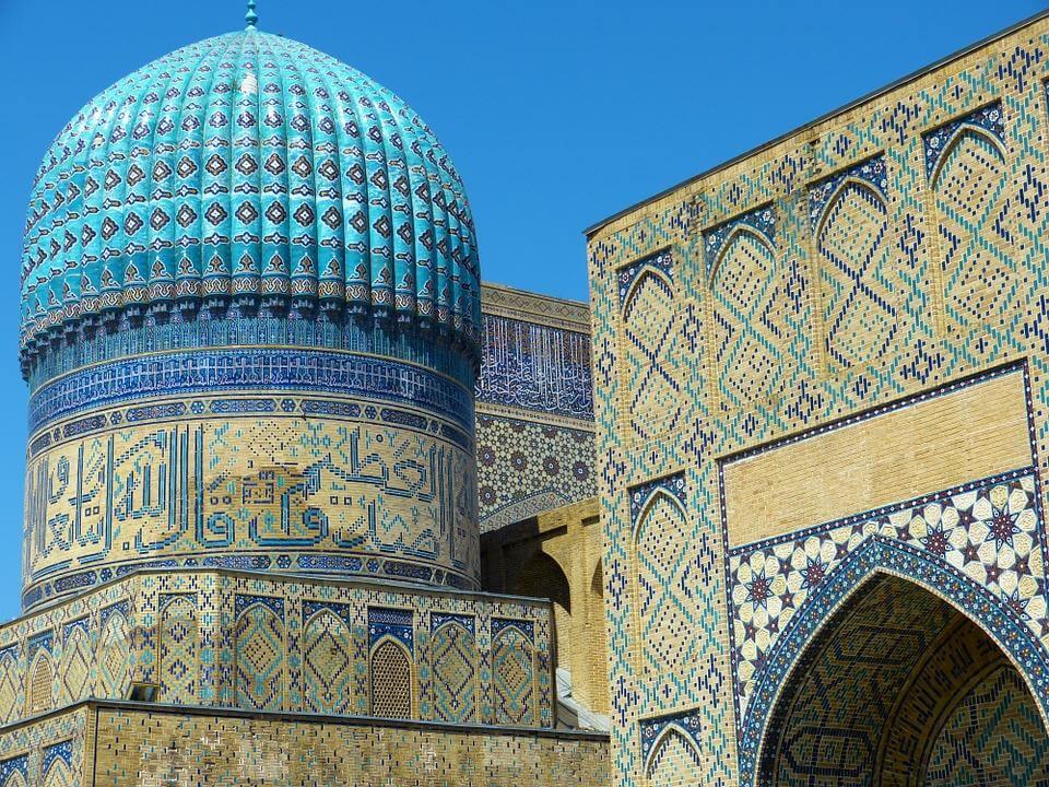 bibi xanom 196898 960 720 - AZJA ŚRODKOWA: Turkmenistan – Uzbekistan – Tadżikistan – Kirigistan – Kazachstan