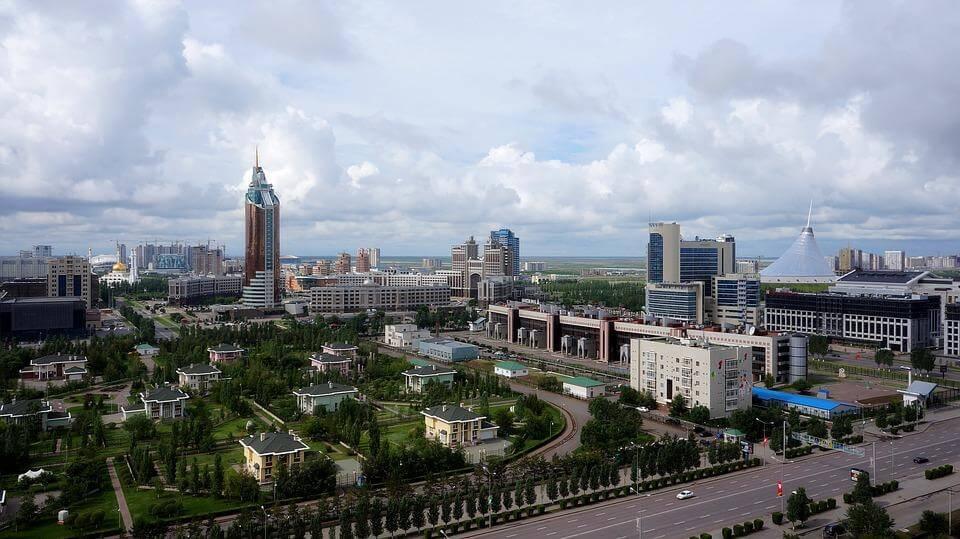 city 1895404 960 720 - AZJA ŚRODKOWA: Turkmenistan – Uzbekistan – Tadżikistan – Kirigistan – Kazachstan