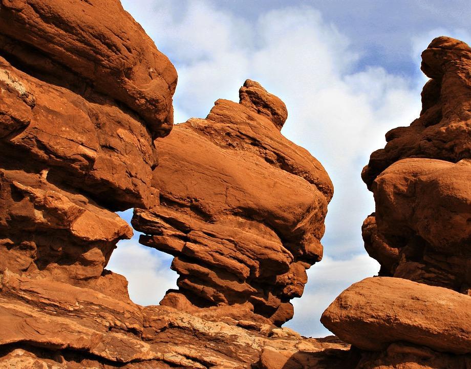 red rocks 1273575 960 720 - USA: Teksas, Nowy Meksyk i Arizona