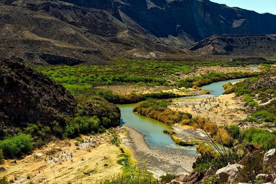 rio grande river 1581918 960 720 - USA: Teksas, Nowy Meksyk i Arizona