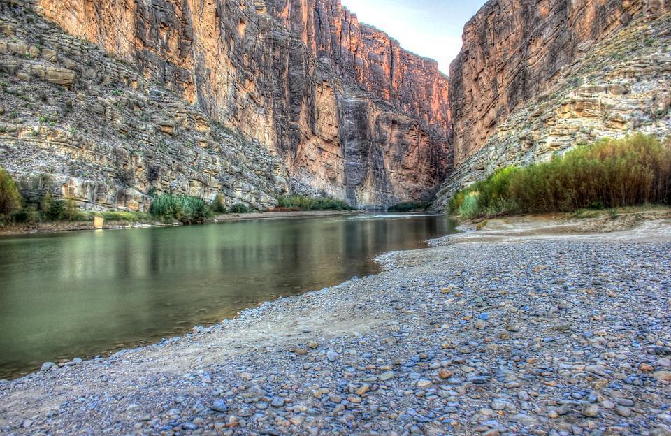 santa elena canyon 347400 960 720 - USA: Teksas, Nowy Meksyk i Arizona
