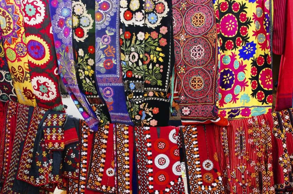 Kerchiefs and woman's wear