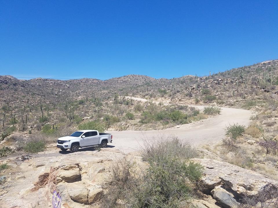 truck 2400395 960 720 - USA: Teksas, Nowy Meksyk i Arizona