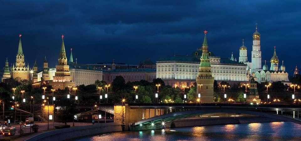 ROSJA: od Moskwy do Sankt Petersburga - rejs po Wołdze