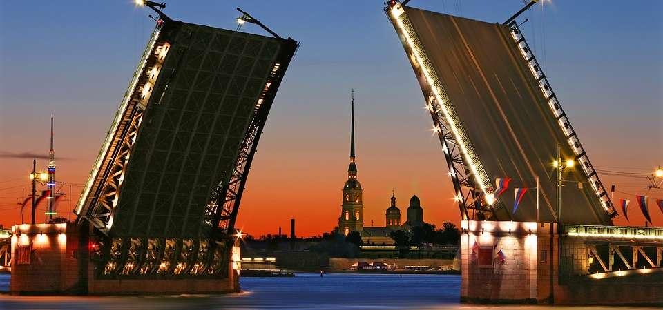ROSJA: Sankt Petersburg i Moskwa - rejs po Wołdze