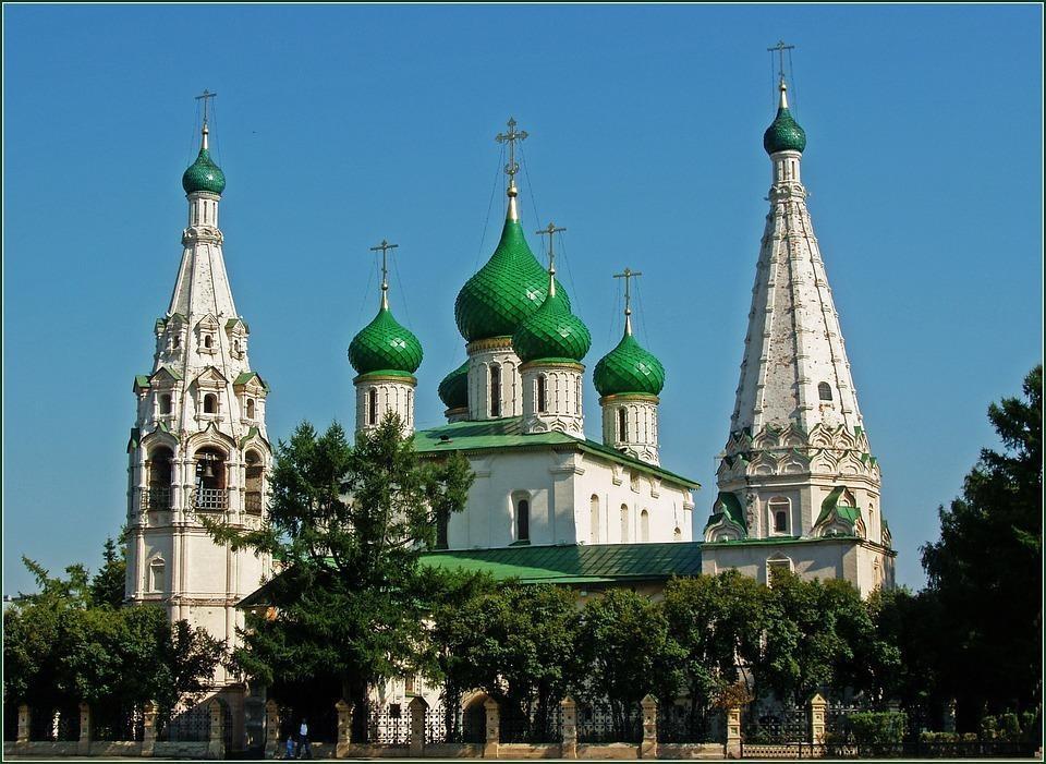 temple 986944 960 720 - ROSJA: od Moskwy do Petersburga – luksusowy rejs po Wołdze