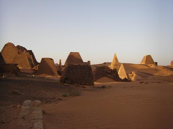 8 8 11 - SUDAN PÓŁNOCNY: Zrozumieć Potęgę Nilu