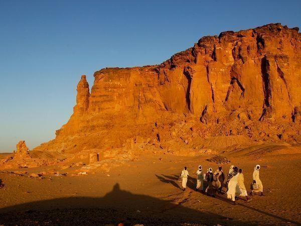 8 8 36 - SUDAN PÓŁNOCNY: Zrozumieć Potęgę Nilu