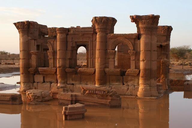 IMG 1454 - SUDAN PÓŁNOCNY: Zrozumieć Potęgę Nilu