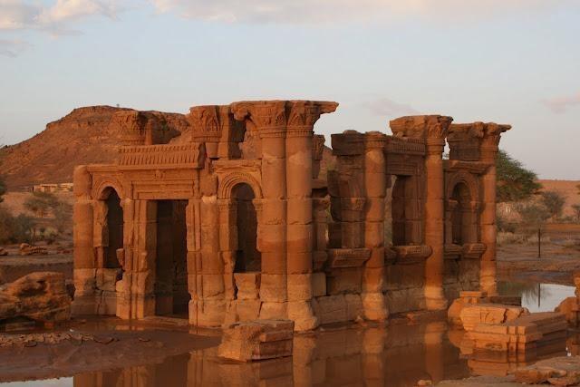 IMG 1457 - SUDAN PÓŁNOCNY: Zrozumieć Potęgę Nilu